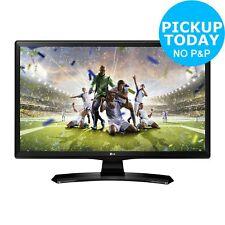 LG 22MT49DF 22 Inch Full HD 1080p LED Gaming Monitor TV - Black