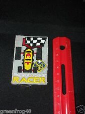 PATCH Badge 2013 PINEWOOD DERBY Car Event  DREMEL LOWES Cub Boy Scouts NEW