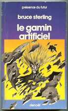 PdF N° 341 LE GAMIN ARTIFICIEL / Bruce Sterling