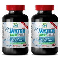 diuretic blood pressure - WATER AWAY PILLS 700mg 2B - liver health supplement