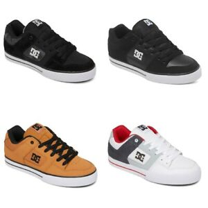 DC Shoes Pure M Herren Sneaker | Turnschuh | Sportschuh | Leder - NEU