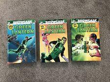 DC Showcase Presents Green Lantern Comics Vol 1 2 3 Softcover, 1st Printing