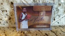 2016-17 Panini Gold Standard Kevin Durant Golden State Warriors AUTO #'RD 03/25!