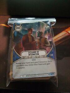 Star Wars Destiny - Spark of Hope Common Set - 57 Cards