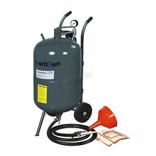 SwitZer 76 L/20 Gallon Pot Bead Shot Portable Sandblaster Sand Blaster Blasting