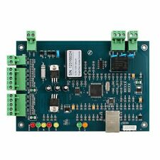 Wiegand TCP/IP Network Entry Access Controller Board Panel for 1 Door 2 Reader