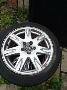 """Volvo S60/V70 17"""" Alloy wheels"""