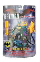 Neon Camo Rüstung Ace Dog Batman Of The Future 1999 Action Figur Hasbro