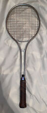 "Vintage Chemold Owen Davidson Aluminum Tennis Racket 4-1/2"" grip"