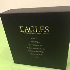 Eagles 8 Japan Mini Lp Cd Disk Union Box