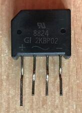 Gleichrichter Brückengleichrichter 2KBP02