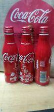 Coca-Cola ALUMINIUM BOTTLE UENO Full Water 2018
