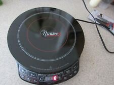 PRECISION NUWAVE INDUCTION COOKTOP 2 ELECTRIC DIGITAL 1,300 WATT BURNER