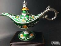 Tibet and Nepal old Tibet silver flagon Statue