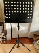 New listing Vitg Belmonte Music Stand Adjustable, Heavy Duty Steel, Professional Qty 19x13