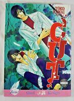 CUT, Toko Kawai, YAOI BL Yaoi Manga English