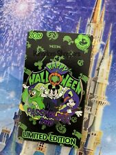 Happy Halloween 2019 Annual Passholder Limited Edition Disney Pin Mickey Mouse