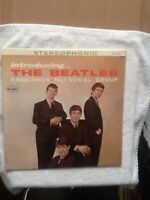 "LP ""Introducing The Beatles"" - The Beatles - SR 1062 - Attention Collectors!"