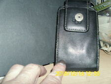 vintage original blackberry  belt case holder leather
