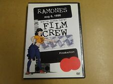 MUSIC DVD / RAMONES - WE'RE OUTTA HERE!