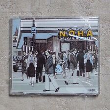 "CD AUDIO MUSIQUE / N.O.H.A. ""BALKAN HOT STEP"" CD MAXI-SINGLE 2004 NEUF 3 TRACKS"