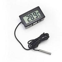 Mini Digital LCD Thermometer- Temperature Sensor -50ºC to +70ºC Maslex TPM-10