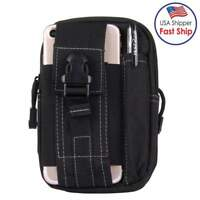 Outdoor Tactical Waist Fanny Pack Purse Military Travel Camping Hiking Bags