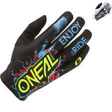 Oneal Matrix 2020 Villain Youth Motocross Gloves Enduro Quad Junior GhostBikes
