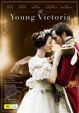THE YOUNG VICTORIA Movie POSTER 27x40 Australian Emily Blunt Jim Broadbent Mark