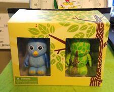 "Disney Vinylmation 3"" Park Set 1 Trade City Bird Tree and Juniors in Box"