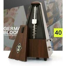 Vintage Mechanical Metronome Tempo Music Timer For Guitar Violin Piano Sale K4C5