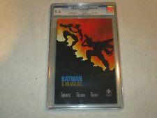 BATMAN THE DARK KNIGHT RETURNS 4 CGC 9.6