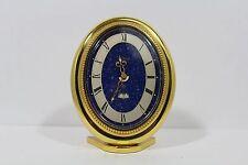 Vintage Swiss LeCoultre Recital 8 Day Alarm Clock