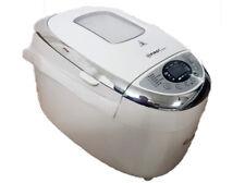 Brotbackautomat bis 1250g mit 12 Programmen, 850 W, Teig-Programm, 2 Knethaken
