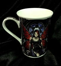 Anne Stokes Aracnafaria, Gothic Beauty collection Fine Bone China Mug Cup