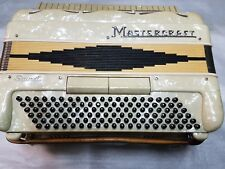 MASTERCRAFT SPINET AKKORDEON / ACCORDION - 120 BASS