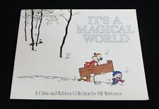 Calvin and Hobbes-It's a Magical World-Comic Strip Collection-1996-NM