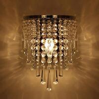 Kristall Wandlampe Moderne Innen Beleuchtung Halbrunde Kristallwandleuchten