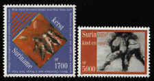 Surinam / Suriname 2001 Kind en sport child and sport kind und sport MNH