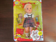Terri Lee Dolls School Days Collectible Doll w Accessories 2004 ~ Damaged Box