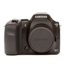 Samsung NX30 20.3 MP cámara digital sin espejo solo cuerpo-Negro (NX 30 zzbgbus)
