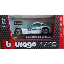 Burago 1/43 1:43 BMW Z4 M COUPE PETRONAS MALAYSIA