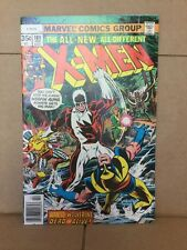 X-Men #109 1st Weapon Alpha