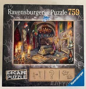 Ravensburger Escape Puzzle 759