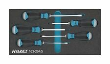 Hazet 163-2645 Slot Cross Recess Profile Ph Screwdriver Set With Impact Cap - M
