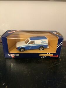 Corgi Escort British Gas Van