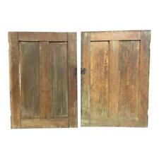 Portes anciennes et serrurerie en laiton