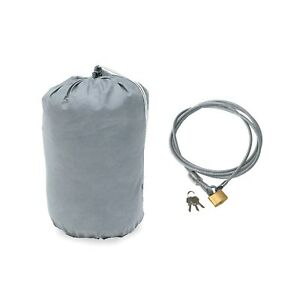 Rampage 1999-2019 Universal Easyfit Car Cover 4 Layer - Grey - for ram1304