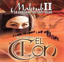 Maktub II: La Danza de los Siete Velos (De La Telenovela El Clon) by Various Ar