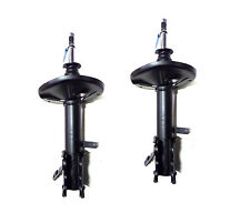 2 New Struts Front Pair fits Toyota Corolla Free Shipping Springs NOT Included